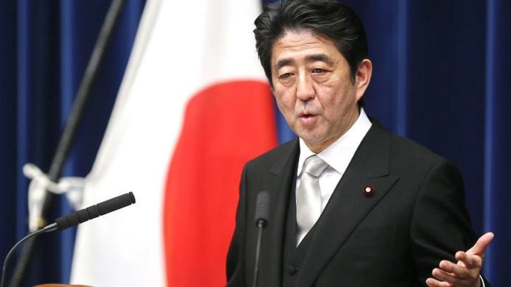Japan : Abe pledges broad policy support to weather Brexit shock