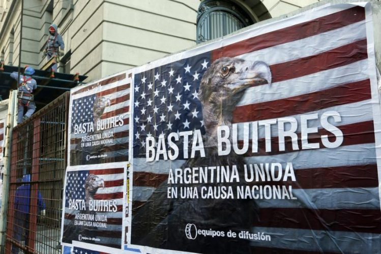 Argentina launches US$2.75bn two-part bond