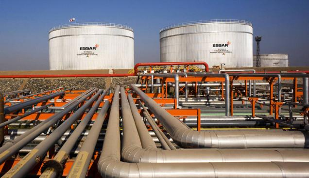 India : Essar eyes sale of Gujarat refinery
