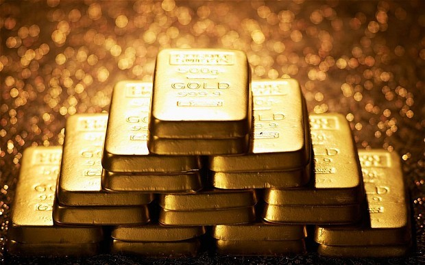 Gold may be the biggest Brexit winner