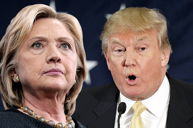 US : Clinton and Trump push closing arguments as markets fret over tight race