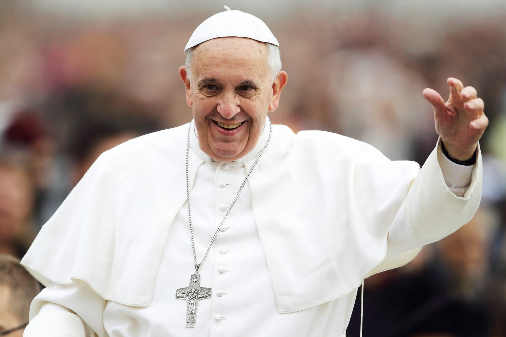 Pope says Church should ask forgiveness from gays for past treatment