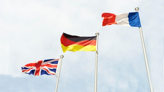 France wants quick British divorce from EU, Germany cautious