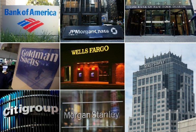 It's a horrible time to be a U.S. bank