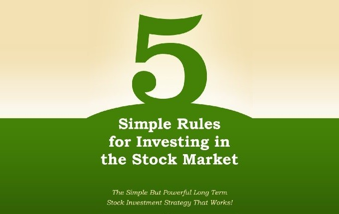 5 Rules to Buy Low and Sell High in the Stock Market