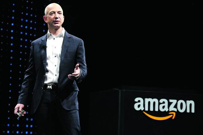Amazon CEO Jeff Bezos Is Now Richer Than Warren Buffett