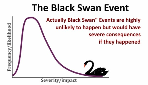 What exactly Is a Black Swan Event?