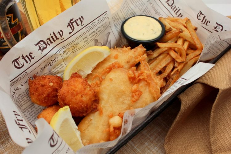 UK : Sterling's Fall Could Batter UK's Fish & Chips