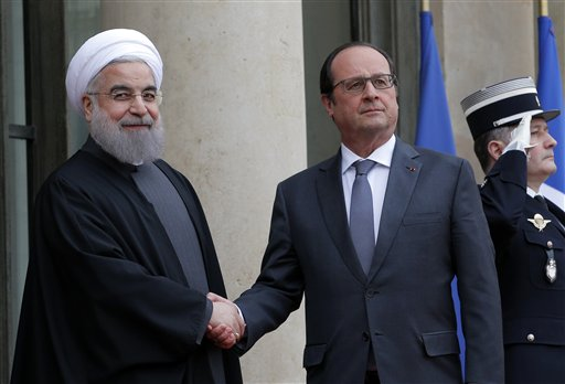 Iran says has agreed with France to join nuclear fusion project