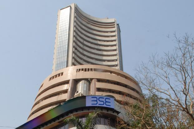 India : Sensex opens flat, Nifty below 8600; Tata Motors up 3%, SBI down