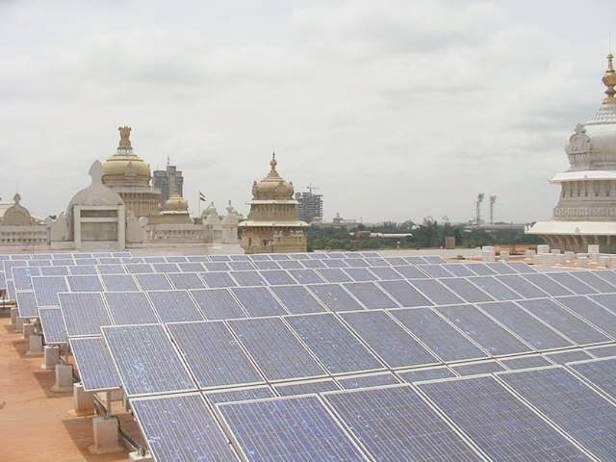 India : Doubles target on solar parks after SunEdison setback