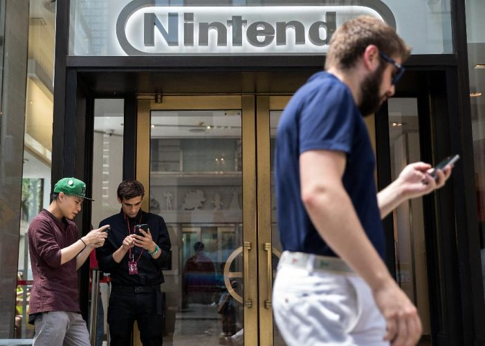 Japan : Nintendo Shares Surge to 6-Year High as Pokemon Go Hits UK Market