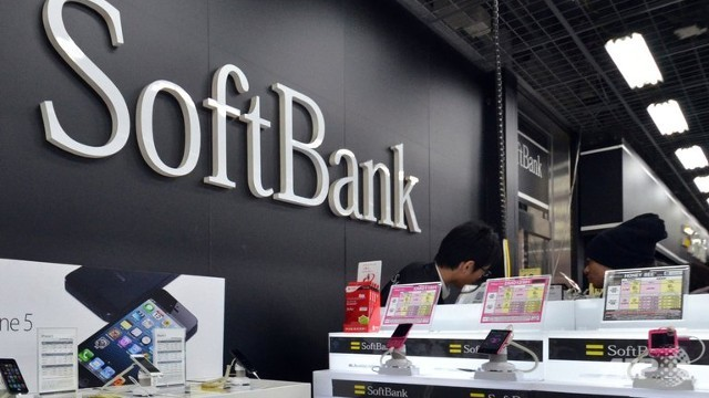 Japan : Investors hate Softbank's record $32 billion deal