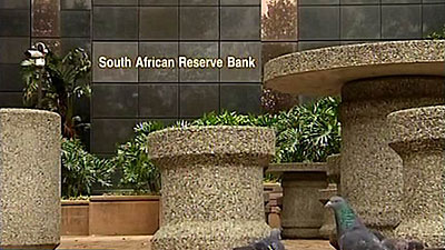 South Africa : Reserve Bank leaves repo rate unchanged, sees no economic growth