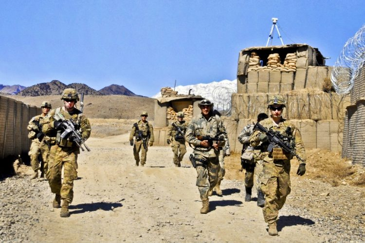 U.S. will keep 8,400 U.S. troops in Afghanistan until 2017