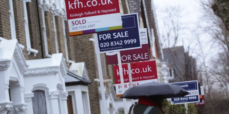 Bank of England considers curbs on property funds -Sunday Telegraph