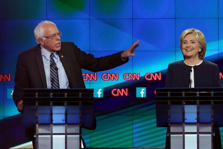 US : Sanders wants Clinton to break up big banks