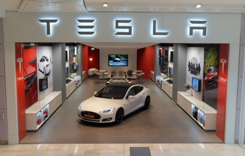 US : Tesla shortens web address to Tesla.com