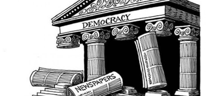 The Collapse of Western Democracy