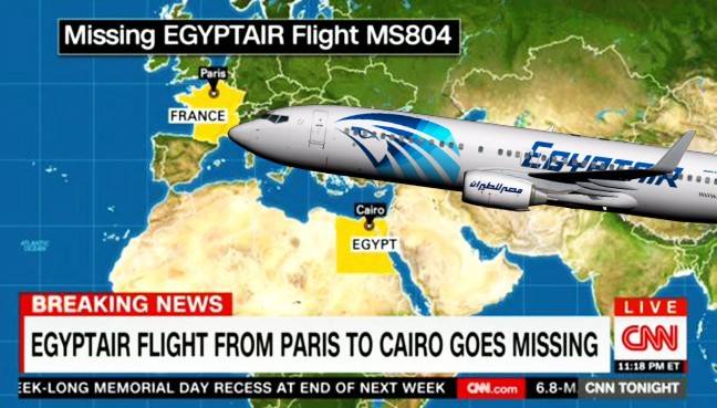 EgyptAir voice recorder indicates attempt to put out fire before crash