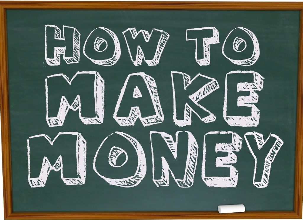 How to make money in this lousy market