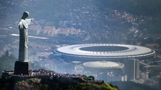 Brazil : Rio gets a federal bailout 36 days before Olympics
