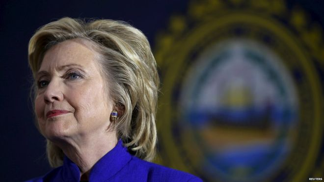 US : Support from Wall Street could hurt Hillary Clinton