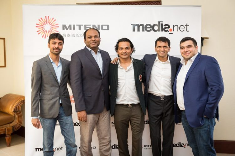 Chinese investors buy Divyank Turakhia's Media.net for $900 million