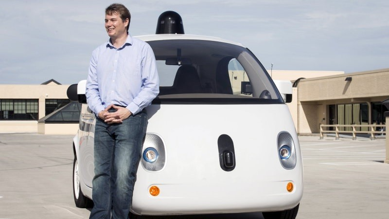 US : Chris Urmson quits Google's self-driving car project