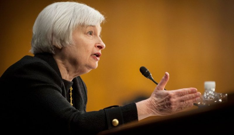 Why markets loved Janet Yellen's speech at Jackson Hole