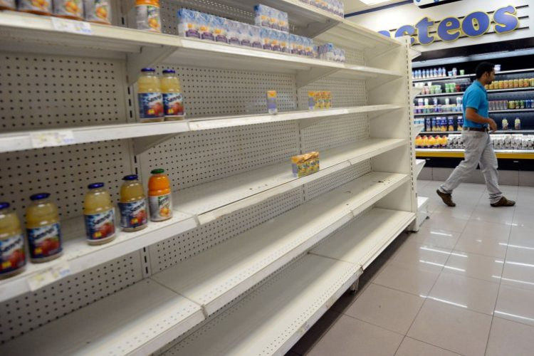 Venezuela is selling oil for food to Jamaica