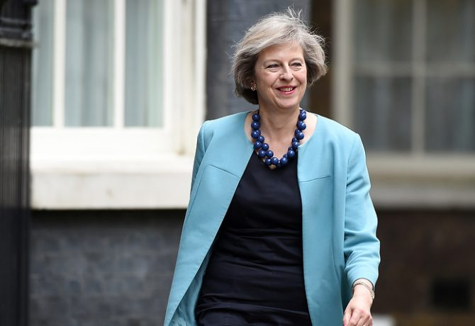 UK : After Brexit ruling, PM May says values independent judiciary