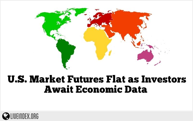 Live economic data
