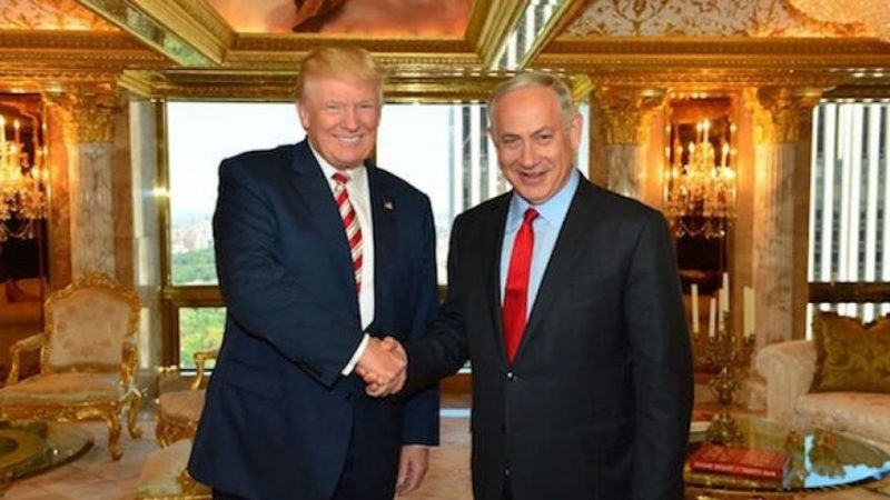 Trump tells Netanyahu he would recognize Jerusalem as Israel's capital