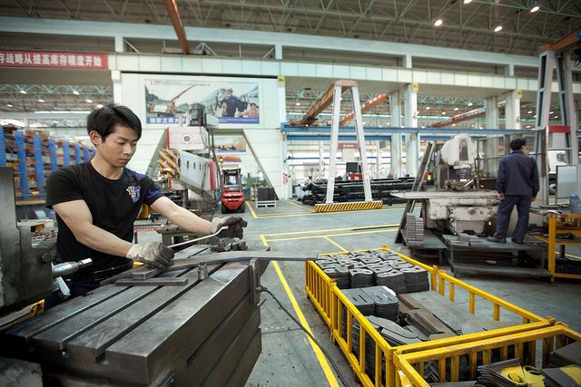China : Oct industrial profits get boost from raw material sectors