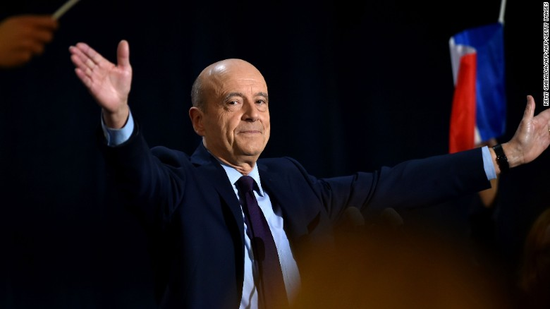 France : Juppe concedes defeat, backs Fillon in presidential election