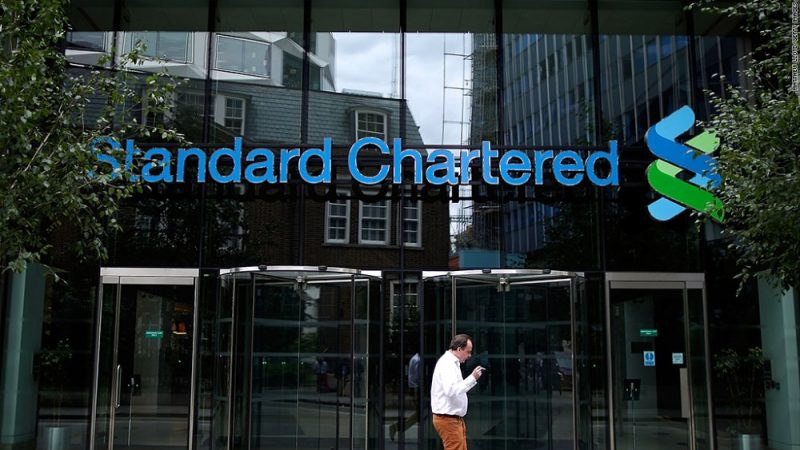 Standard Chartered to cut 10pc of corporate, institutional banking staff