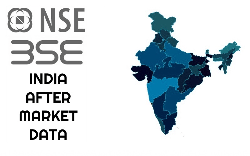 India After Market Data – 18-May-2017