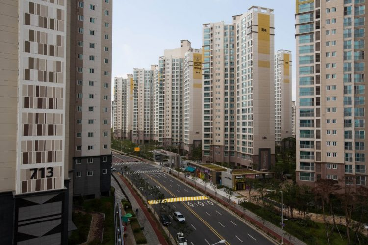 South Korea : Q3 household debt rises, mortgage demand rises