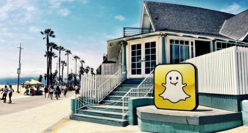 US : Alphabet's unit discloses Snapchat investment
