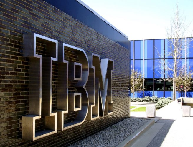 IBM Stock Falls the Most in 4 Years After Quarterly Earnings Disappoint