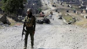 Iraqi forces storm Old City of Islamic State-held Mosul, U.S. reports progress