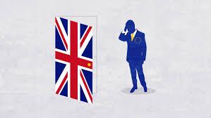 Brexit talks begin with U.K. in disarray