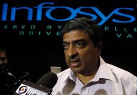 Infosys chairman Nilekani says to focus on CEO search, new board and strategy