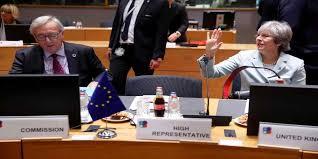 "Britain, EU clinch Brexit ""breakthrough"" with move to trade talks"