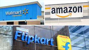 Amazon and Walmart take their fight to India
