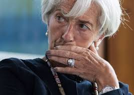 IMF chief: Clouds over global economy are 'getting darker by the day'