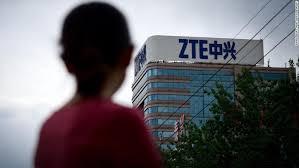 ZTE stock plummets 40% after crippling US ban