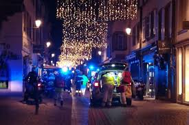 At least two dead, 11 wounded in French Christmas market shooting