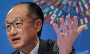 The World Bank's president resigns abruptly